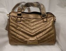 BCBG BRONZE MEDIUM BARDOT SACHEL PURSE HANDBAG TOTE NWT REDUCED $138