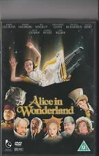 ALICE IN WONDERLAND DVD STARS COLTRANE GOLDBERG WILDER