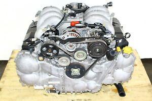 Subaru Legacy Outback Lancaster 3.0L H6 Engine Motor 2000-2002 JDM