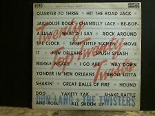 DON LANG & THE TWISTERS   Twenty Top Twenty Twists  LP  Rock n Roll   Great !