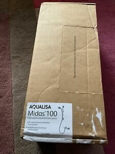 Aqualisa Midas 100 Thermostatic Exposed Shower System - Boxed - New