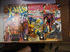 X-Men 1 And 2 Jim Lee Marvel Comics 1991