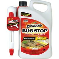 Spectracide Bug Stop Home Barrier AccuShot Sprayer 1.33-Gallon Home Pest Control