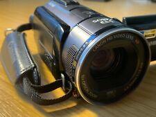 CANON LEGRIA HF S100 (HFS100) FULL HD CAMCORDER + £1200 original cost!