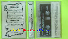 MC VASON Melodia di famiglia SIGILLATA SEALED italy YAKI FVRY 01 cd lp dvd vhs