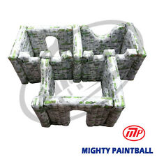 Mighty Paintball Air Bunker (Inflatable Bunker) - 3 Box Shape (Mp-Sb-Wp03)