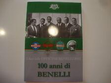 LIBRO MOTO BENELLI PRODUZIONE DAL 1911 AL 2011