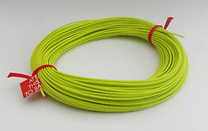MDI Double Taper EFL Quality Full Length Fly Fishing Lines DT2-8 Floating -Lime