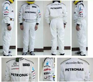 Petronas GO KARTRace suit and Balaclava Men Women Car Karting Suit
