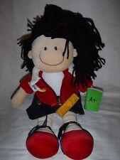 """Okie Dokie Dress Me Learning 17"""" Doll Teacher Plush soft Toy Stuffed Animal"""