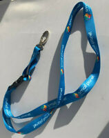 Small Planet Airlines Lanyard NEU