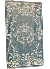 Restoration Hardware Cote D'Azur Beach Towel Peacock Blue/Green French Terry
