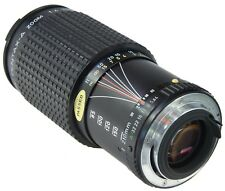 PENTAX-A PK/A 70-210mm f4 - Professional Quality Zoom -
