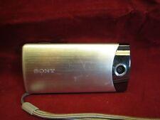 Sony Bloggie MHS-TS10/B (4 GB) HD Snap Camera Camcorder Black - Works Great