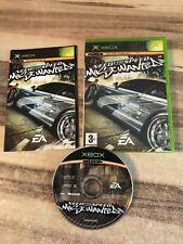 Need for Speed Most Wanted Microsoft Xbox Classic Spiel Game Autorennen