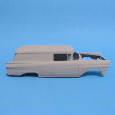 Jimmy Flintstone 1957 Ford Courier Wagon Resin Body  #304