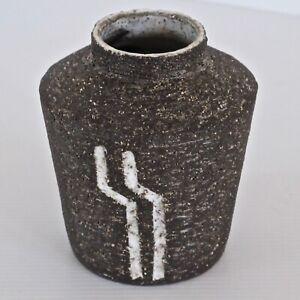 Leendert Blok Westraven Chanoir Vase H111, Utrecht, Netherlands c.1950s