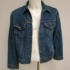 Levi's Men Button Up Jean Jacket Sz 42