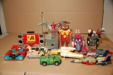 Transformers G1 Lot!  All Autobot Monsterbots!  Original and Rare!