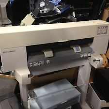 Hewlett Packard HP DesignJet Large-Format Printer Plotter 450C Model