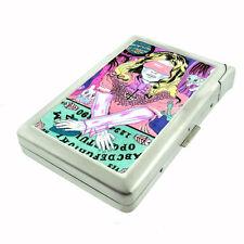 Ouija Board Blindfold Girl  Cat D 44 Cigarette Case Built in Lighter