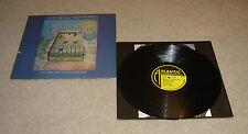 J. Geils Band Nightmares Vinyl LP + Inner Sleeve A1 B2 Pressing - EX