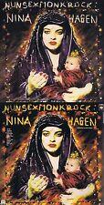 "Nina Hagen ""Nunsexmonkrock"" Von 1982! Mit ""Smack Jack"" + ""Cosmic Shiva"" Neue CD!"