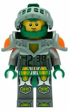 Orologio LEGO Nexo Knights Alarm Clock Aaron ClicTime