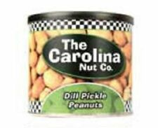 Carolina Nut Co. Dill Pickle Peanuts 12 oz Can