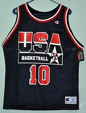 1992 Olympic USA Dream Team Clyde Drexler Official Champion Jersey Sz 44 w/Tag