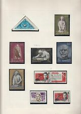 RUSSIA 1967-1987 Extensive collection in an album - 14420