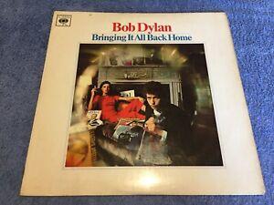 BOB DYLAN BRINGING IT ALL BACK HOME 12'' VINYL 1965 62515
