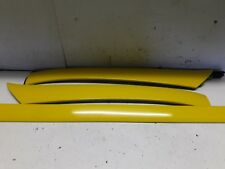 02 MERCEDES CLK320 W208 FRONT LEFT/RIGHT MOLDING COVER OEM