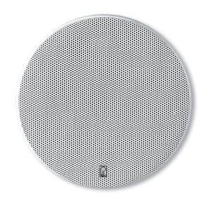 "PolyPlanar 8"" Platinum Round Marine Speaker - (Pair) White MA6800"
