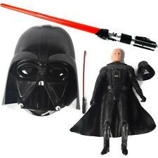 "Grand Star Wars Darth Vader 32"" Extensible Clair Saber Masque Figurine D'action"