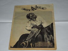 VIRNA LISI-LESLIE CARON CON CHARLES WALTERS-ANNA M.SANDRI NOVELLA N.3 16/1/1955