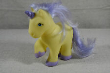 Happy Unicorn Vintage 1982 Remco G1 Pretty Pets My Little Pony Fakie Figure