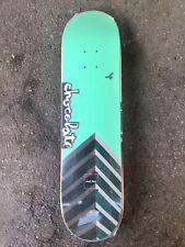 Chocolate Vincent Alvarez Minimalist Art 8.0 Skateboard Deck