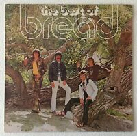 [DAVID GATES] BREAD ~ THE BEST OF BREAD ~ 1972 UK 12-TRACK VINYL LP RECORD