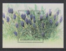 Azerbaijan - 1993, Flowers sheet - MNH - SG MS111