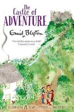 The Castle of Adventure by Enid Blyton (Paperback, 2014)