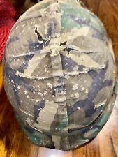 Vietnam Era Us Army Helmet 1967