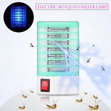 Hot Sale Mosquito Fly Bug Insect Night Lamp LED Electric Trap Killer US EU Plug
