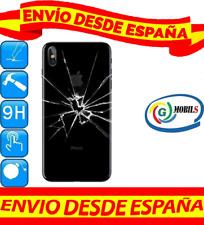 "Protector Pantalla Cristal Templado para TRASERO APPLE IPHONE XS MAX 6,5"" 0.26m"