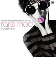 Various Artists-Rare Mod  CD NUEVO