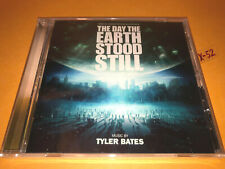 DAY THE EARTH STOOD STILL soundtrack CD score by TYLER BATES keanu reeves ost
