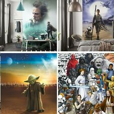 Wall Mural wallpapers CHILDREN'S ROOM photomurals poster style Star Wars decor