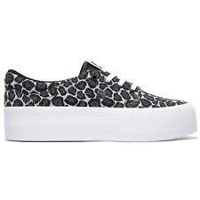 DC Trase Platform SE Women's Shoe Leopard Print