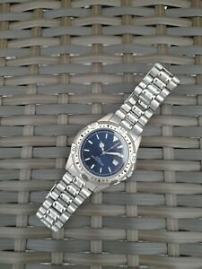 Vintage Pulsar By Seiko Divers Watch 100m