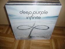 DEEP PURPLE - infinite  2LP & DVD Purple Vinyl only 1000 NEW Sealed